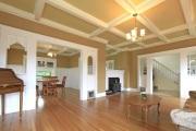 Luxury historical living room