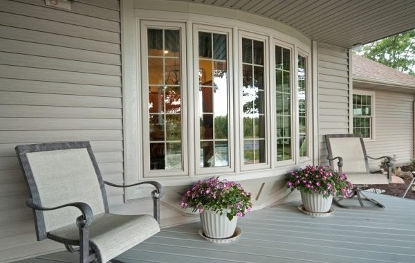 Add Personality To Your Home With Bay Windows