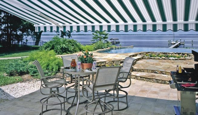 Do Your Awnings Need To Be Replaced Because Of Wind & Sun?